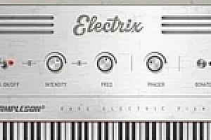 70年代摇滚手提箱模电钢琴音源插件 – Sampleson Electrix v1.5.0 RETAiL