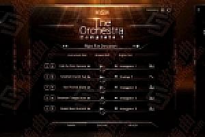 管弦乐(升级包) – Best Service The Orchestra Complete v2.1 KONTAKT Updates ONLY